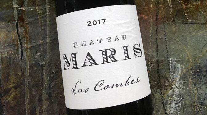 2017 Château Maris, Las Combes, Languedoc, Frankrig