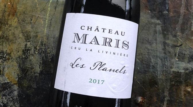 2017 Château Maris, Les Planels, Languedoc, Frankrig