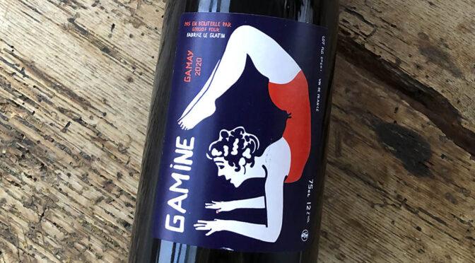 2020 Domaine de la Cure, Gamine, Bourgogne, Frankrig