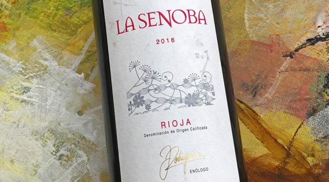 2016 Rodriguez Sanzo, La Senoba, Rioja, Spanien