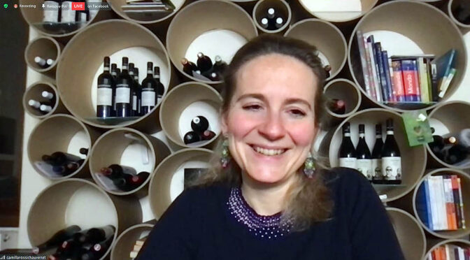 Distintos Meet the winemaker part 3 – Camilla Rossi Chauvenet fra Massimago
