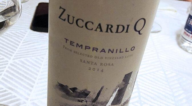 2014 Familia Zuccardi, Zuccardi Q Tempranillo, Mendoza, Argentina