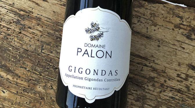 2019 Domaine Palon, Gigondas, Rhône, Frankrig