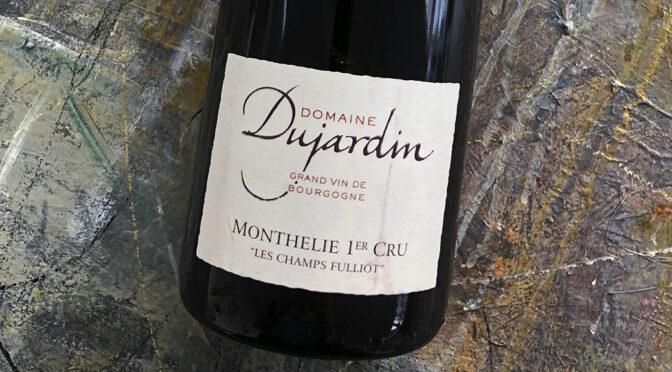 2018 Domaine Dujardin, Monthélie 1er Cru Les Champs Fulliot, Bourgogne, Frankrig