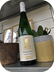 2018 Weingut Alfons Sebastiani, Mehringer Goldkupp Riesling Spätlese, Mosel, Tyskland