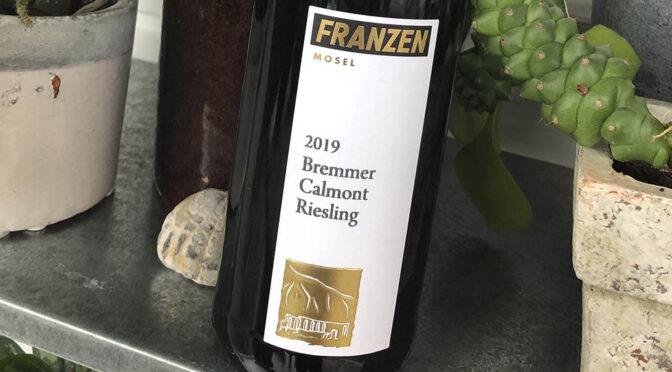 2019 Weingut Franzen, Bremmer Calmont Riesling, Mosel, Tyskland