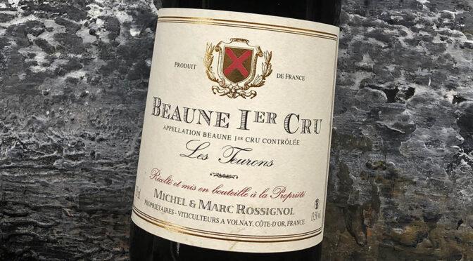 2014 Domaine Michel & Marc Rossignol, Beaune 1er Cru Les Teurons, Bourgogne, Frankrig