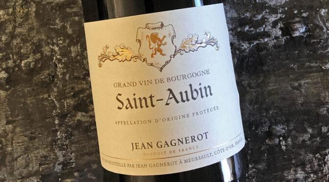 2017 Jean Gagnerot, Saint Aubin, Bourgogne, Frankrig