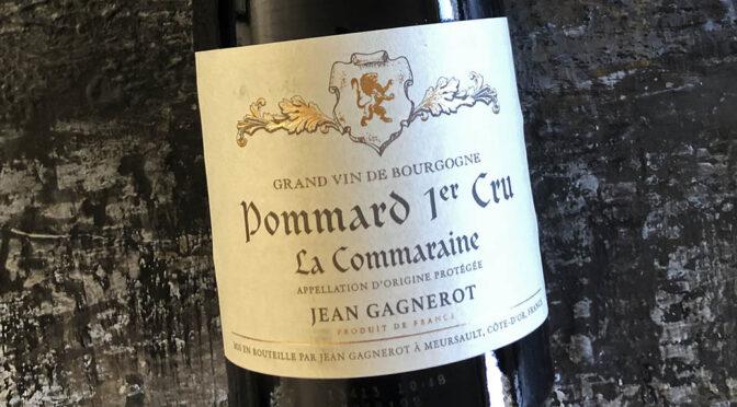 2011 Jean Gagnerot, Pommard 1er Cru Clos Commaraine, Bourgogne, Frankrig