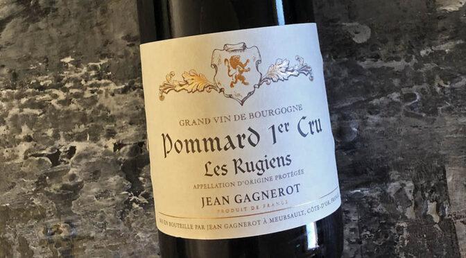 2013 Jean Gagnerot, Pommard 1er Cru Les Rugiens, Bourgogne, Frankrig