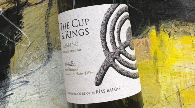 2016 El Escocés Volante, The Cup and Rings Albariño Selección Sobre Lias, Rías Baixas, Spanien