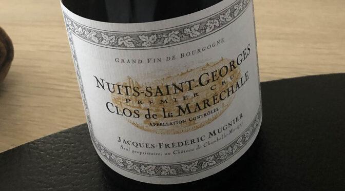 2014 Jacques-Frédéric Mugnier, Nuits-Saints-Georges Clos de la Marechale, Bourgogne, Frankrig