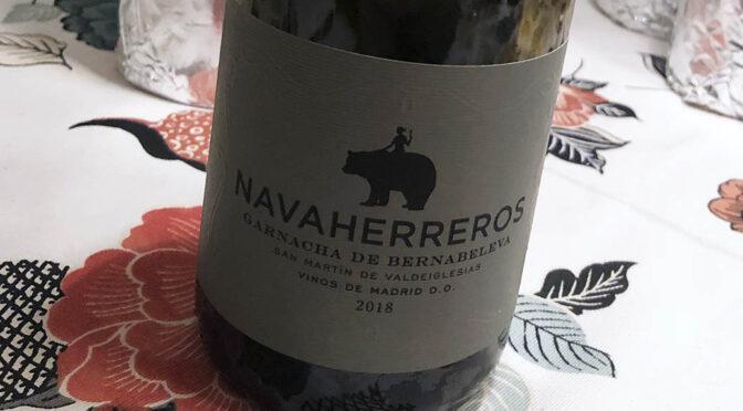 2018 Bernabeleva, Navaherreros, Madrid, Spanien
