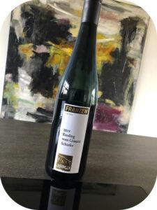 2019 Weingut Franzen, Riesling vom Grauen Schiefer, Mosel, Tyskland
