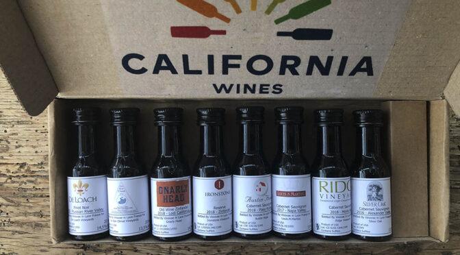 Capstone Wine Education Program … og smagning af 8 californiske vine