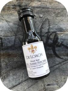 2018 DeLoach Vineyards, Pinot Noir Russian River Valley, Californien, USA