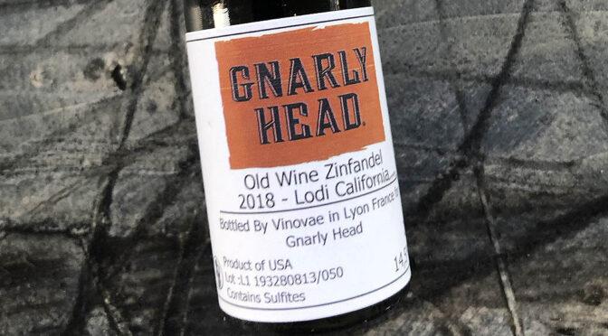 2018 Gnarly Head, Old Wine Zinfandel, Californien, USA