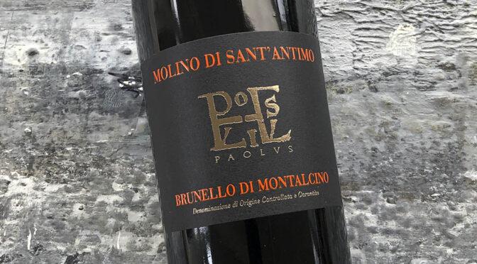 2015 Molino di Sant'Antimo, Brunello di Montalcino Paolvs, Toscana, Italien