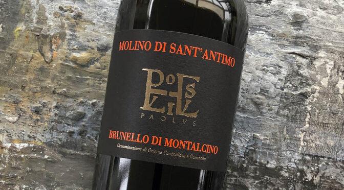 2016 Molino di Sant'Antimo, Brunello di Montalcino Paolvs, Toscana, Italien