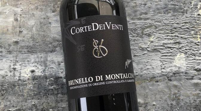 2016 Corte dei Venti, Brunello di Montalcino, Toscana, Italien
