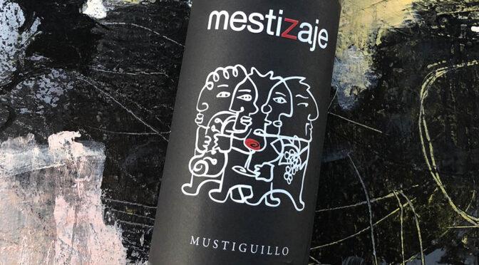 2018 Bodegas Mustiguillo, Mestizaje, Valencia, Spanien