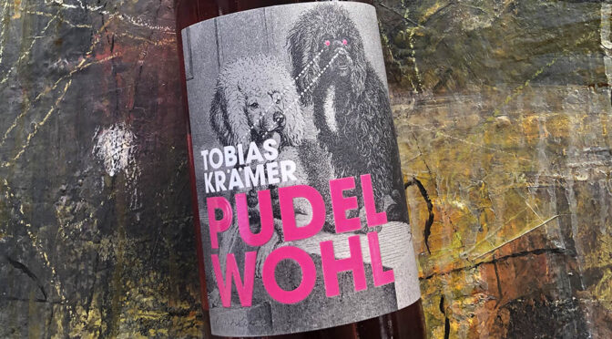 2020 Weingut Krämer, Pudelwohl Rosé, Rheinhessen, Tyskland
