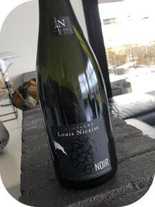 2016 Louis Nicaise, Noir Blanc de Noirs Premier Cru, Champagne, Frankrig