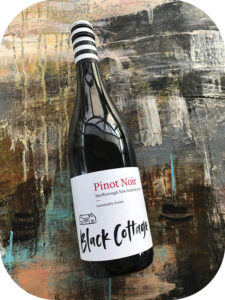 2020 Black Cottage Wines, Pinot Noir, Marlborough, New Zealand