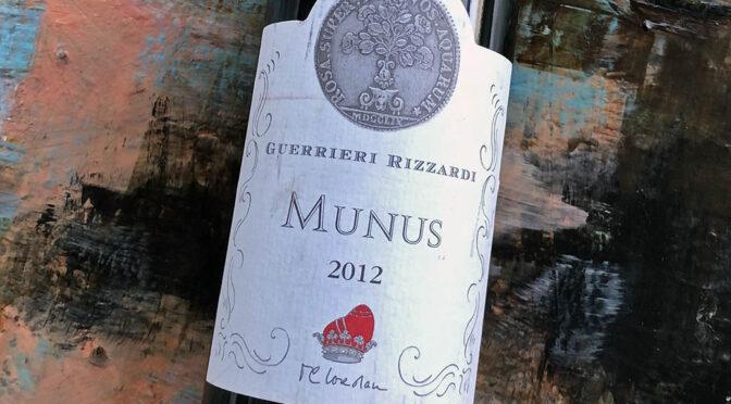 2012 Guerrieri-Rizzardi, Munus, Veneto, Italien