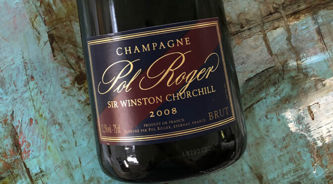 2008 Pol Roger, Cuvée Sir Winston Churchill, Champagne, Frankrig