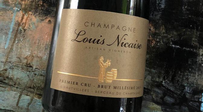 2015 Louis Nicaise, Brut Millésimé, Champagne, Frankrig