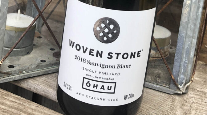 2018 Ohau Wines, Woven Stone Sauvignon Blanc, Ōhau, New Zealand