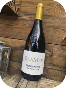 2018 Weingut Krämer, Kaisergarten Chardonnay, Rheinhessen, Tyskland