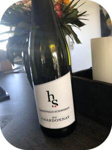 2019 Weingut Hanewald-Schwerdt, Chardonnay Trocken, Pfalz, Tyskland