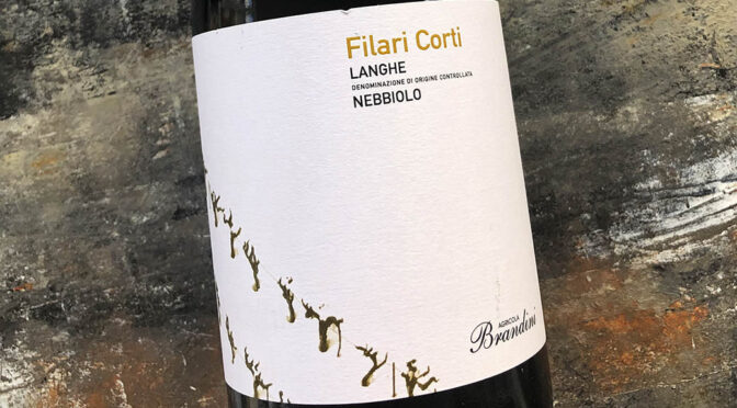 2017 Brandini, Filari CortiLanghe Nebbiolo, Piemonte, Italien