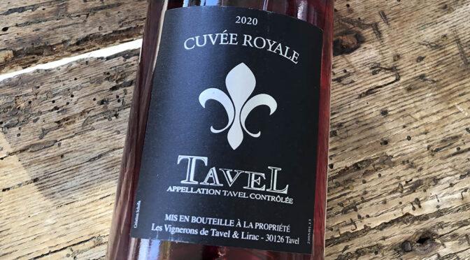 2020 Les Vignerons de Tavel & Lirac, Tavel Cuvée Royal Rosé, Rhône, Frankrig