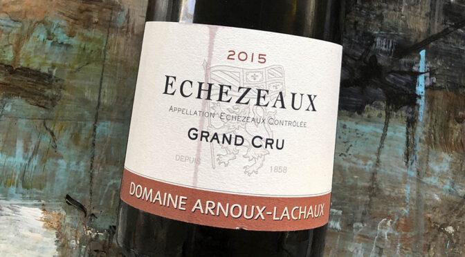 2015 Domaine Arnoux-Lachaux, Echezeaux Grand Cru, Bourgogne, Frankrig