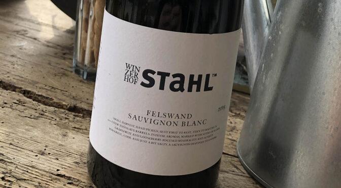 2019 Winzerhof Stahl, Felswand Sauvignon Blanc, Franken, Tyskland