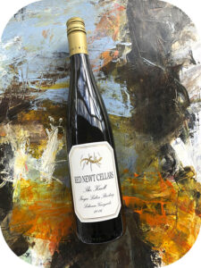 2016 Red Newt Cellars, Riesling The Knoll Lahoma Vineyards, New York, USA