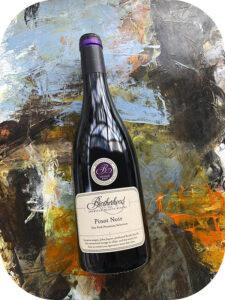 2017 Brotherhood Winery, Pinot Noir, New York, USA