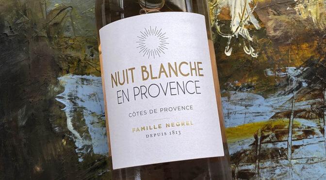 2020 Famille Negrel, Nuit Blanche en Provence, Provence, Frankrig