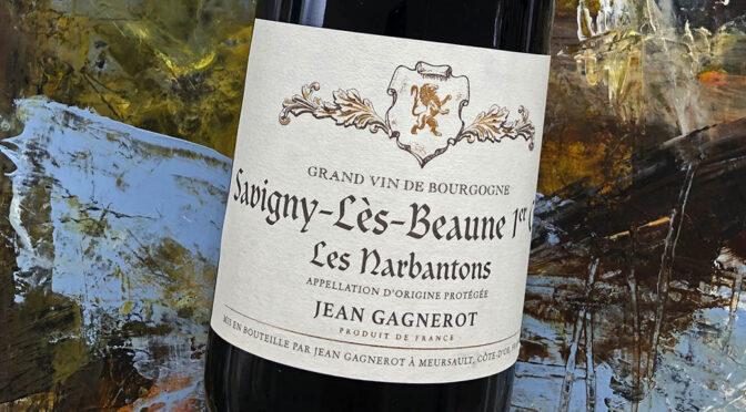 2014 Jean Gagnerot, Savigny-Les-Beaune 1er Cru Narbantons, Bourgogne, Frankrig