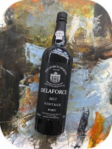 2017 Delaforce, Vintage Port, Douro, Portugal