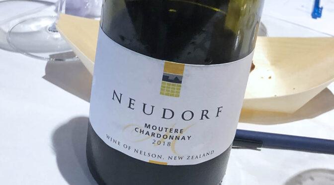 2018 Neudorf Vineyards, Moutere Chardonnay, Nelson, New Zealand