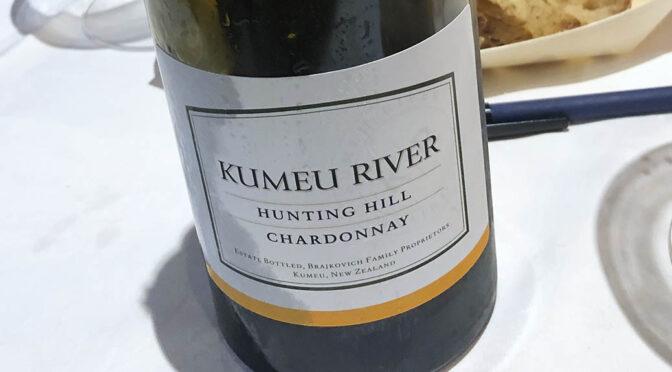 2017 Kumeu River Wines, Hunting Hill Chardonnay,Auckland, New Zealand