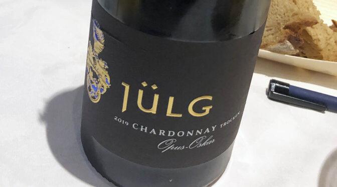 2019 Weingut Jülg, Opus Oskar Chardonnay, Pfalz, Tyskland