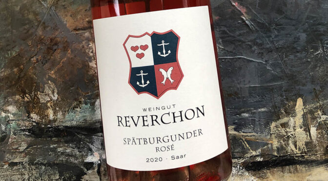 2020 Weingut Reverchon, Spätburgunder Rosé, Mosel, Tyskland