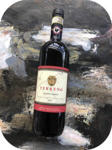 2017 Terreno, Chianti Classico, Toscana, Italien