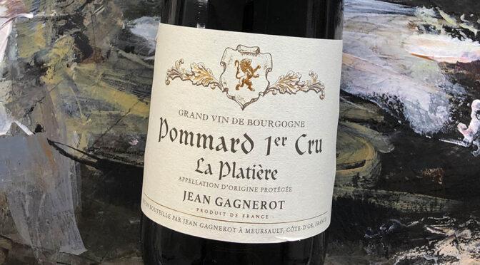 2014 Jean Gagnerot, Pommard 1er Cru La Platière, Bourgogne, Frankrig