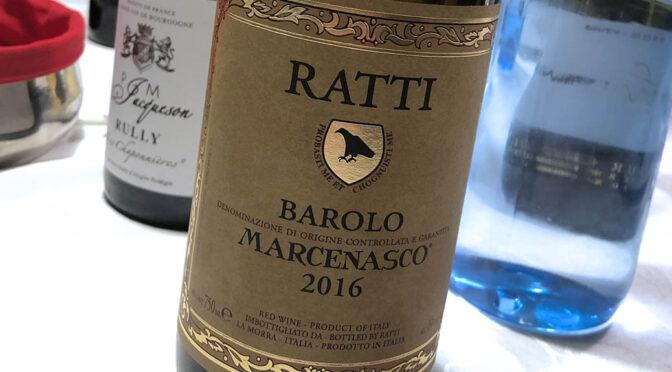 2016 Renato Ratti, Barolo Marcenasco, Piemonte, Italien
